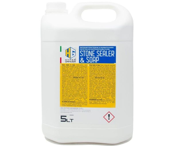 HG Stone Sealer and Soap