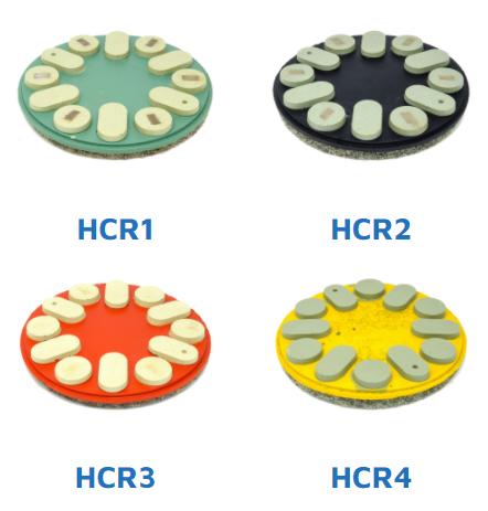 hrc discs