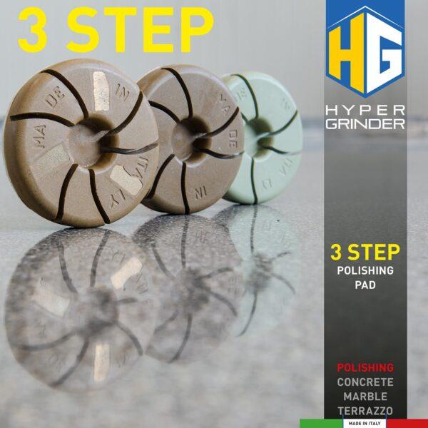 HG steps